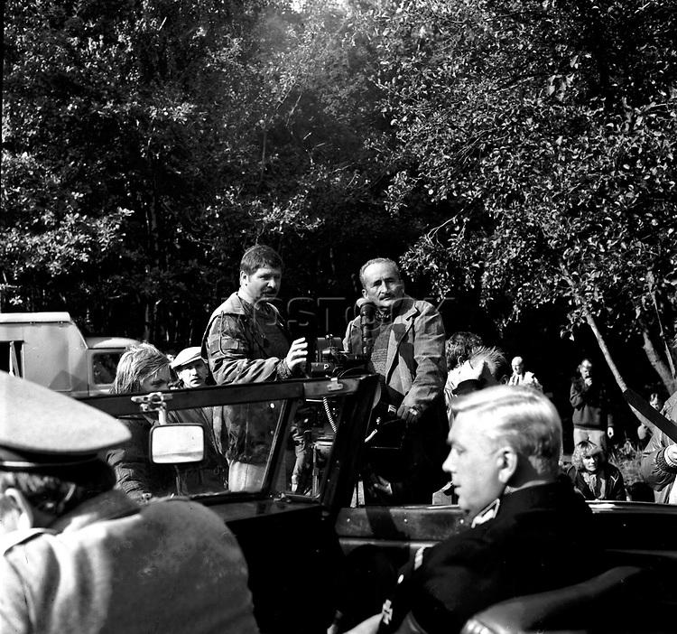 Витаутас Пранович Жалакявичюс - cоветский и литовский кинорежиссёр, драматург и сценарист. Vytautas Zhalakyavichyus - soviet and lithuanian film director, playwright and screenwriter.