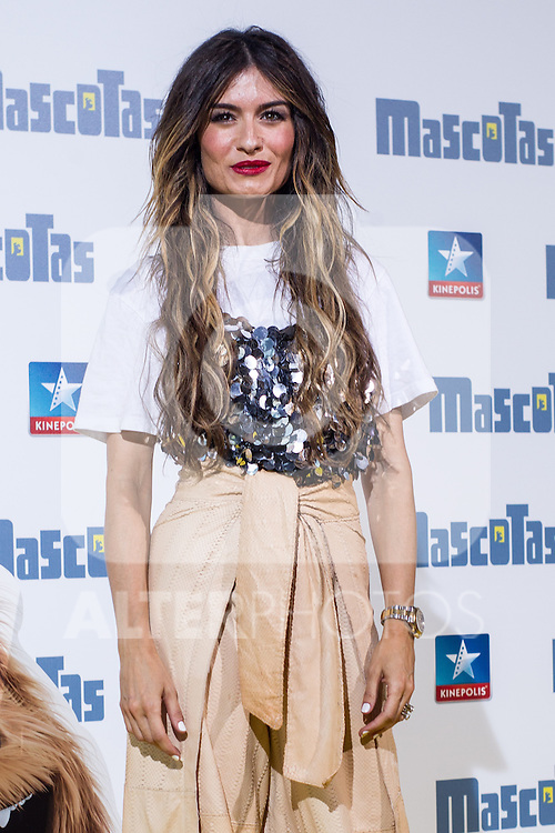 Spanish blogger Madame de Rosa during the premiere of  Mascotas at Kinepolis cinema in Madrid. July 21, 2016. (ALTERPHOTOS/Rodrigo Jimenez)
