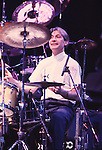 Rolling Stones 1980 Charlie Watts
