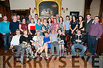 Surprise 60th Birthday for Noreen Crean, Tralee, celebrating with family and friends at the Grand Hotel on Saturday