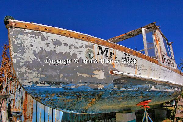 Old Fishing Boat, Florida Keys