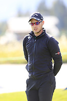Danny Willett (ENG) walks to the 14th tee during Thursday's Round 1 of the 2017 Omega European Masters held at Golf Club Crans-Sur-Sierre, Crans Montana, Switzerland. 7th September 2017.<br /> Picture: Eoin Clarke | Golffile<br /> <br /> <br /> All photos usage must carry mandatory copyright credit (&copy; Golffile | Eoin Clarke)