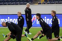 18.09.2013: Eintracht Frankfurt Abschlusstraining