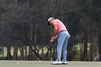 Wade Ormsby (AUS) on the 4th green during Round 4 of the UBS Hong Kong Open, at Hong Kong golf club, Fanling, Hong Kong. 26/11/2017<br /> Picture: Golffile | Thos Caffrey<br /> <br /> <br /> All photo usage must carry mandatory copyright credit     (&copy; Golffile | Thos Caffrey)
