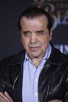 www.acepixs.com<br /> <br /> March 2 2017, LA<br /> <br /> Chazz Palminteri arriving at the premiere of Disney's 'Beauty And The Beast' at the El Capitan Theatre on March 2, 2017 in Los Angeles, California.<br /> <br /> By Line: Famous/ACE Pictures<br /> <br /> <br /> ACE Pictures Inc<br /> Tel: 6467670430<br /> Email: info@acepixs.com<br /> www.acepixs.com