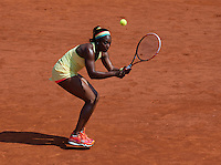 France, Paris, 31.05.2014. Tennis, French Open, Roland Garros, Sloane Stephens (USA)  <br /> Photo:Tennisimages/Henk Koster