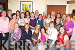 Nurses from Kerry General Hospital give their colleagues Noreen Joy Beaufort third from left and Breda Twomey Ballyvourney forth from left a big send off at their farewell party in Lord Kenmares Killarney on Friday night    Copyright Kerry's Eye 2008
