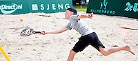 Den Bosch, Netherlands, 08 June, 2016, Tennis, Ricoh Open, Beachtennis<br /> Photo: Henk Koster/tennisimages.com