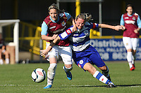 111002 West Ham Utd Ladies v QPR Ladies