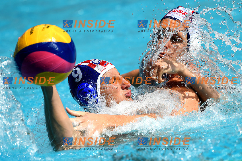 Rio de Janeiro 06-08-2016 Maria Lenka Aquatics Center  <br /> Waterpolo USA CROATIA United States Croatia <br /> Foto Andrea Staccioli/Deepbluemedia/Insidefoto