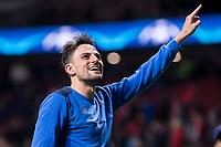 ATLETICO DE MADRID v QARABAG. UEFA Champions League 2017-2018.