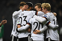 19th November 2019, Frankfurt, Germany; 2020 European Championships qualification, Germany versus Northern Ireland; Germany goal celebration