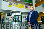 Institute of Technology Tralee President, Dr Brendan O'Donnell