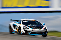 IMSA Continental Tire SportsCar Challenge<br /> Mobil 1 SportsCar Grand Prix<br /> Canadian Tire Motorsport Park<br /> Bowmanville, ON CAN<br /> Saturday 8 July 2017<br /> 69, McLaren, McLaren GT4, GS, Chris Green, Jesse Lazare<br /> World Copyright: Scott R LePage/LAT Images