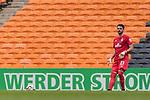 06.01.2019, FNB Stadion/Soccer City, Nasrec, Johannesburg, RSA, FSP, SV Werder Bremen (GER) vs Kaizer Chiefs (ZA)<br /> <br /> im Bild / picture shows <br /> Stefanos Kapino (Werder Bremen #27), <br /> <br /> Foto &copy; nordphoto / Ewert
