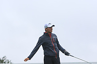 Haydn Porteous (RSA) on the 3rd tee during Round 2 of the D+D Real Czech Masters at the Albatross Golf Resort, Prague, Czech Rep. 01/09/2017<br /> Picture: Golffile | Thos Caffrey<br /> <br /> <br /> All photo usage must carry mandatory copyright credit     (&copy; Golffile | Thos Caffrey)
