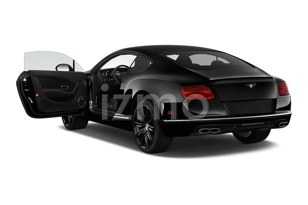 Car images of 2017 Bentley Continental-GT V8 3 Door Coupe Doors