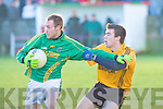 Finuge's Michael Conway and Listowel's Kieran O'Connor.