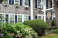 The Queen Anne, Inn and Restaurant, Chatham, Cape Cod, MA, USA