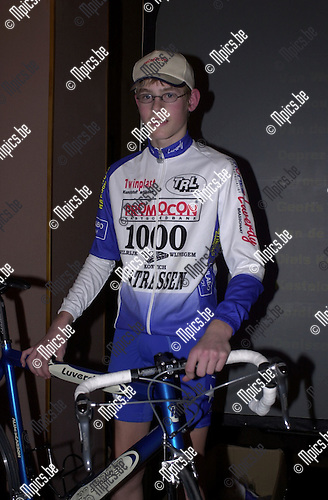 Bert Vermeiren , Edegem Bicycle Club
