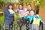SK to finish caption MC Photo..Christine Best, Geraldine Lynch, Tedra Erickson and Tara Lynch.