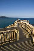 Lookout above Castlepoint Lighthouse, Castlepoint, Masterton, NZ