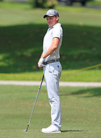 Danny Willett (ENG) in action on the 3rd fairway during Round 1 of the Maybank Championship at the Saujana Golf and Country Club in Kuala Lumpur on Thursday 1st February 2018.<br /> Picture:  Thos Caffrey / www.golffile.ie<br /> <br /> All photo usage must carry mandatory copyright credit (&copy; Golffile | Thos Caffrey)