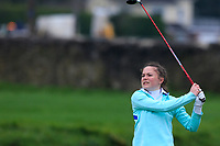Beth Coulter (Kirkistown Castle) during the Irish Girls' Open Stroke Play Championship, Roganstown Golf Club, Swords, Ireland. 13/04/2018.<br /> Picture: Golffile | Fran Caffrey<br /> <br /> <br /> All photo usage must carry mandatory copyright credit (&copy; Golffile | Fran Caffrey)