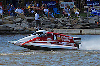 Rob Rinker, (#10) and Mark Schmerbach, (#6) (SST-45 class)