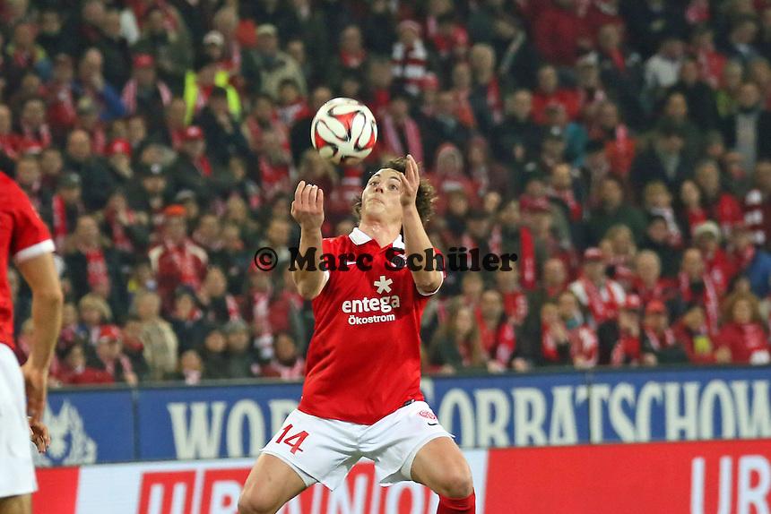 Julian Baumgartlinger (Mainz) - 1. FSV Mainz 05 vs. Borussia Moenchengladbach, Coface Arena