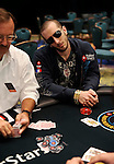 """PS Team Pro Bertrand """"ElkY"""" Grospellier was knocked out early in level 8."""
