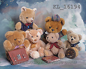Interlitho, Alberto, CUTE ANIMALS, teddies, photos, teddies, book, bag(KL16194,#AC#)
