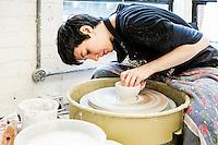 Ceramics & Glass: Facilities