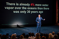 An Inconvenient Sequel: Truth to Power (2017)<br /> Al Gore giving his updated presentation in Houston, TX<br /> *Filmstill - Editorial Use Only*<br /> CAP/FB<br /> Image supplied by Capital Pictures