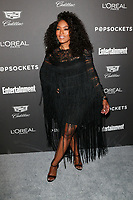 LOS ANGELES - JAN 26:  Angela Bassett at the Entertainment Weekly SAG Awards pre-party  at the Chateau Marmont  on January 26, 2019 in West Hollywood, CA