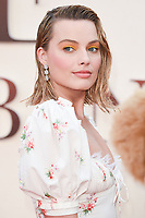 Margot Robbie at the World Premiere of &quot;Goodbye Christopher Robin&quot; at the Odeon Leicester Square, London, UK. <br /> 20 September  2017<br /> Picture: Steve Vas/Featureflash/SilverHub 0208 004 5359 sales@silverhubmedia.com