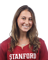 Stanford, CA - September 20, 2019: Natalie Bond, Athlete and Staff Headshots