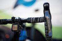 handlebar mounted GoPro camera<br /> <br /> stage 16: Bourg de Péage - Gap (201km)<br /> 2015 Tour de France