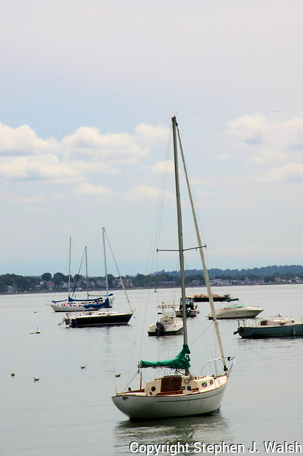 Pleasure Bay, South Boston Yach Club Massachusetts