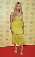 Munroe Bergdorf at the TWG Tea London gala flagship store launch party, TWG Tea Salon &amp; Boutique, Leicester Square, London, England, UK, on Monday 02 July 2018.<br /> CAP/CAN<br /> &copy;CAN/Capital Pictures