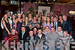 CHRISTMAS DINNER: Staff of Ballyroe Heights Hotel Tralee, held their Christmas staff party in the Cooperage Restaurant, Benner's Hotel, Tralee on Monday night.   Copyright Kerry's Eye 2008