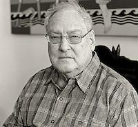 Kenward Elmslie, 2009.  Poet