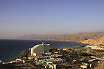 Egypt, the Sinai peninsula, a view of Taba