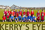 Lisselton Rovers FC and Camp United F C at the Park FC Soccer blitz at Christy Leahy Park on Saturday