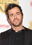 LAS VEGAS, CA - MARCH 29:  Actor Justin Theroux arrives at CinemaCon 2017 Warner Bros. Pictures Invites You to ?The Big Picture?, an Exclusive Presentation of our Upcoming Slate at The Colosseum at Caesars Palace during CinemaCon, the official convention of the National Association of Theatre Owners, on March 29, 2017 in Las Vegas, Nevada.