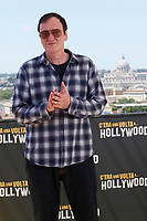 Quentin Tarantino<br /> Rome August 3rd 2019. Hotel de la Ville terrace, Photocall of the film 'Once Upon a Time in Hollywood'<br /> Foto Samantha Zucchi Insidefoto
