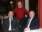 Paddy McGahon, Pat Drumgoole and Pat Gavin pictured at Refelections on Reaghstown and Westerns GFC 1951-2011 book launch in Dooley's restaurant Edmondstown. Photo: Colin Bell/pressphotos.ie