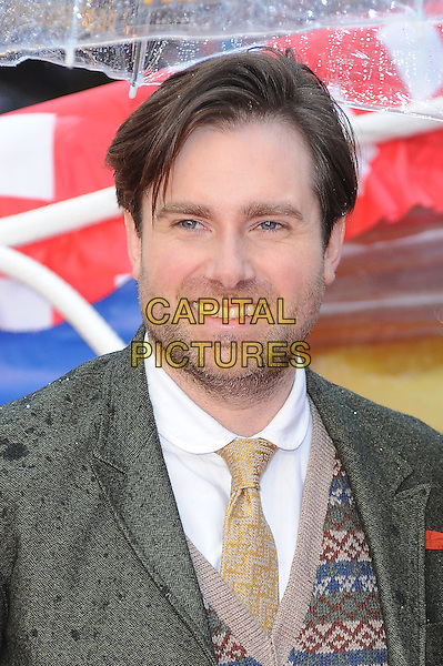 LONDON, ENGLAND - NOVEMBER 23: Paul King attends the World Premiere of Paddington at Odeon Leicester Square on November 23, 2014 in London, England.<br /> CAP/BEL<br /> &copy;Tom Belcher/Capital Pictures