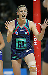Sharelle McMahon during the Melbourne Vixens v  Northern Mystics, Final Round of the ANZ Championships at Hisense Arena 6-7-08.Photo: Grant Treeby