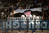 Juventus supporters <br /> Milano 27-04-2019 Stadio Giuseppe Meazza <br /> Football Serie A 2018/2019 FC Internazionale - Juventus FC <br /> photo Image Sport / Insidefoto